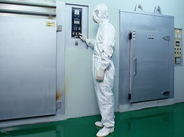 Fluoropolymer Coating
